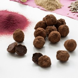 Maqui Berry Chocolate Truffles