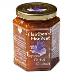 Spiced Carrot Chutney - 3 pack