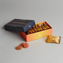 Whisky Edible Cocktail Selection, Box of 8