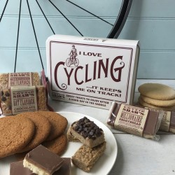 Cyclist's Tin of Seriously Good Treats