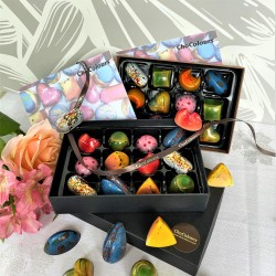 Seasonal Selection Chocolate Box (Box of 12)