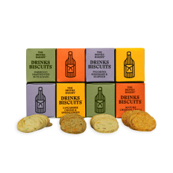 Drinks Biscuits Mixed Case (Four Flavours)