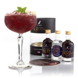 TRIO TIN WITH ALUNA RUM