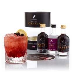 TRIO TIN WITH WHITTERN GIN