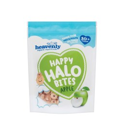 Heavenly Baby Halo Bites Apple (4 Pack)