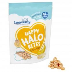 Heavenly Baby Halo Bites Banana (4 Pack)