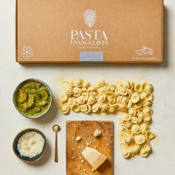Vegetarian Fresh Pasta Recipe Box