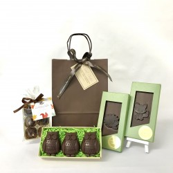 Dairy Free Woodland Friends & Owls Gift Bag
