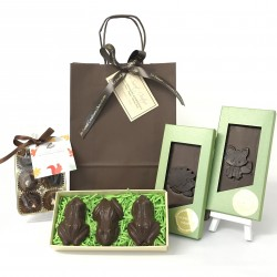 Dairy Free Woodland Friends & Frogs Gift Bag