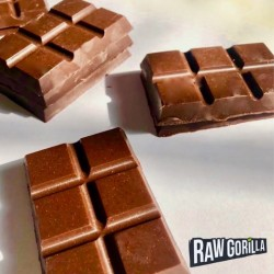 Raw Gorilla Keto Chocolate Bars (Multipack)