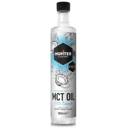 Premium MCT Oil made from 100% Coconuts