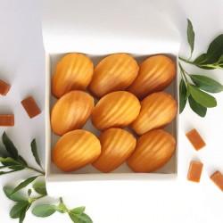 Madeleines - Box Brittany: Vanilla & Salted Caramel