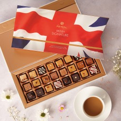 Best of British Signature Selection - Gourmet Fudge Selection
