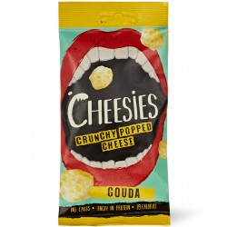 Crunchy Popped Cheese - Gouda (12x20g packs)