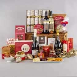 Christmas Tradition Luxury Hamper with Prosecco
