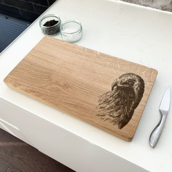Oak Eagle Chopping Board