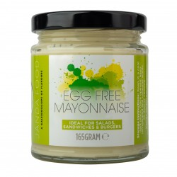 Egg Free Mayonnaise 165g