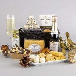 Festive Fizz Christmas Gift Basket