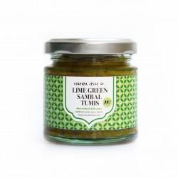 Lime Green Sambal Tumis Chilli Sauce