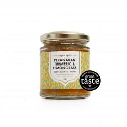 Peranakan Turmeric & Lemongrass Spice Paste
