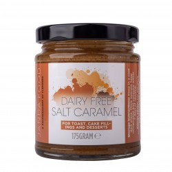Dairy Free Salt Caramel 175g