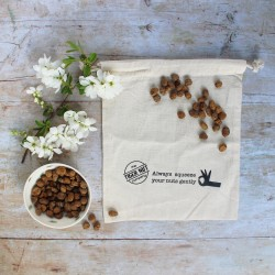 Nut Milk Bag - Organic Cotton