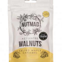 Activate Walnuts Salted Maple Caramel - 2 x 70g packs