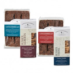Biscuit & Gingerbread Mix & Match Selection (4 pack)