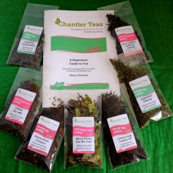Tea Tasting Discovery Pack with Booklet