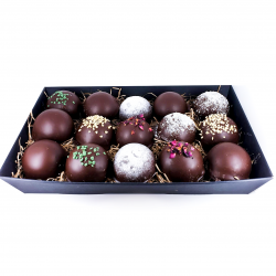 Chocolate Teacake Hamper - 15 Teacakes