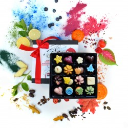 Nono Cocoa - Collection - Vegan Superfood Chocolate Box