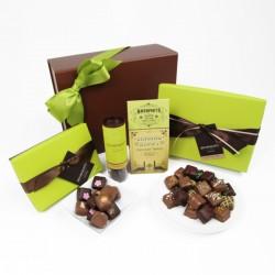 Chocolate Lovers Hamper - Luxury Artisan Chocolates