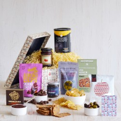 Deluxe Vegan Hamper at The British Hamper Company