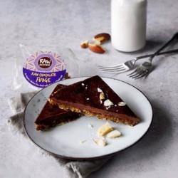 Organic Handmade Raw Activated Chocolate Fudge