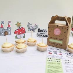 Fairy Bake & Design Party Bag