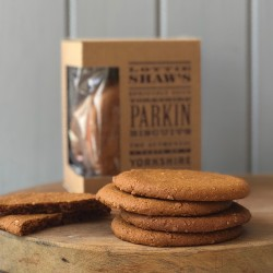 Yorkshire Parkin Biscuits