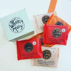 Wholey Moly Cookies Selection Pack (6 cookies)