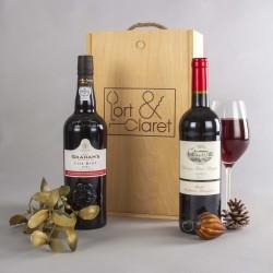 Port & Claret Gift Box