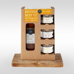 The British Roast Dinner Quad Kit