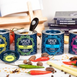 "Curry Powder Spice Blends - ""Pick N' Mix"" - Select any 3 Spice Pots of your choice"