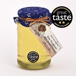 Raw Hungarian Acacia Honey