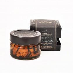 Black Truffle Carpaccio
