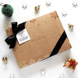 Vegan Chocolate Advent Calendar for Christmas