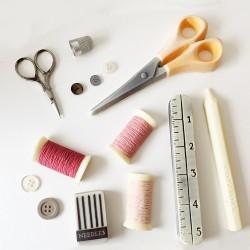 Chocolate Sewing Kit