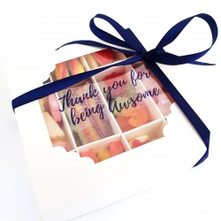 Personalised Vegetarian Sweet Box Gift