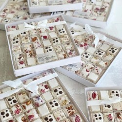 Handmade Nougat Deluxe Gift Box (36 pieces)