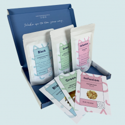 Blue Tea Subscription Box