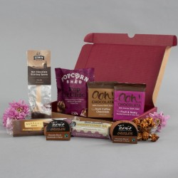 The Chocoholics Letterbox Hamper