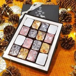 Fresh Festive Ganache Chocolates