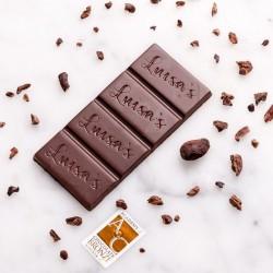 Vegan 100% Solomon Island Chocolate Bars (Set of 4)